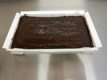 Perník s čokoládou